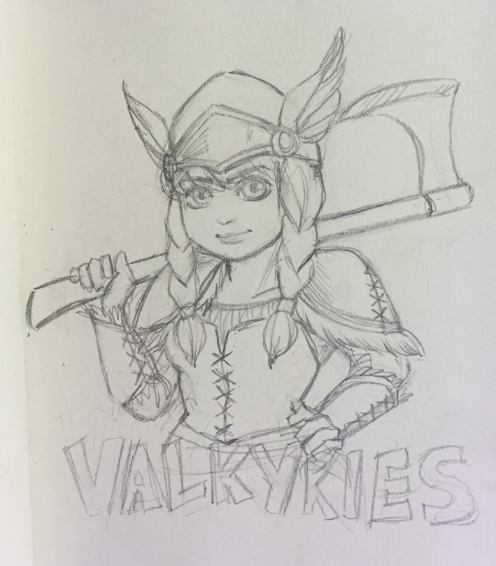 valksketch