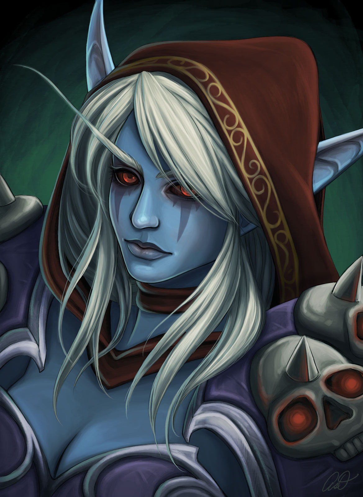 Sylvanas hental hentay pictures